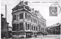 LA MURE  DAUPHINE  L HOTEL DE VILLE  N° 12 - France