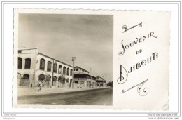Djibouti Rue De La Gare - Djibouti