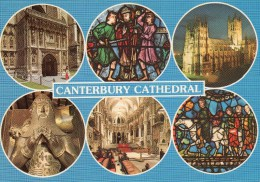Postcard - Canterbury Cathedral, Kent. 2TH110 - Canterbury