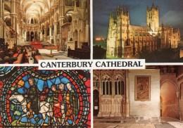 Postcard - Canterbury Cathedral, Kent. 2TH111 - Canterbury