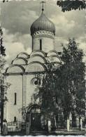 Uccle - Ukkel :   Eglise Orthodox - Uccle - Ukkel