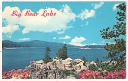 Big Bear Lake, San Bernardino Mountains, California - San Bernardino