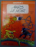 Marsupilami 3 Mars Le Noir EO 1989 Excellent état - Marsupilami