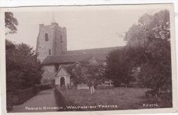 WALTON ON THAMES -PARISH CHURCH - Surrey