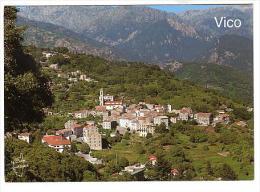 Vico Corse - Vue Générale - Frankreich
