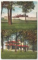New Wing, Guards And Wardens Home, Federal Prison, Atlanta, Ga. - Atlanta