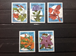 Congo - Postfris / MNH - Complete Set Afrikaanse Planten 1993 - Ungebraucht