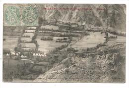 CPA - VALLEE DU LOURON (HAUTES-PYRENEES) -GENOST - OBLIT. ARREAU 7 DEC 1905- - Frankreich