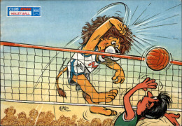 SPORTS - VOLLEY - Dessin De KIKO - Volleyball