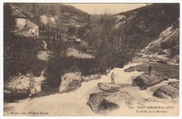 Saint Germain De Joux Cascades De La Marmite - Otros Municipios