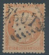 Lot N°27741     N°38, Oblit GC 4034 TROYES (9) - 1870 Siege Of Paris