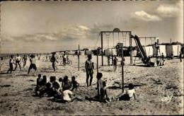 SPORTS - VOLLEY - NOTRE-DAME-DE-MONTS - 85 - Vendée - Balançoire - Volleyball
