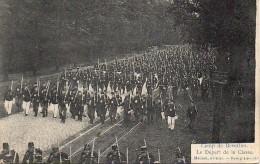 Belgique Camp De BEVERLOO   Le Départ De La Classe - Leopoldsburg (Camp De Beverloo)