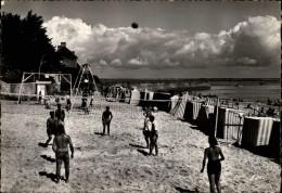 SPORTS - VOLLEY - SAINT-PIERRE-QUIBERON - Volleyball