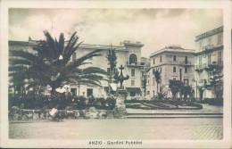 Aa289 - Anzio - Roma - Giardini Pubblici - 1933 - Non Classificati