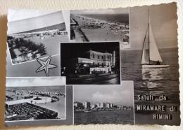 Saluti Da Miramare Di Rimini Viaggiata - Rimini
