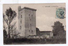Dept 33,Gironde,Cpa Lesparre,La Vieille Tour - Lesparre Medoc