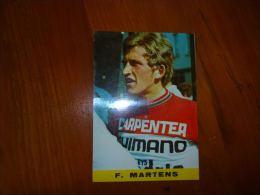BC10-2-100-4 LC111 Carte Postale Vedette Cycliste Freddy Maertens Martens Shimano Carpenter - Sportifs