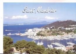 Saint Mandrier  Vue Générale De La Baie - Saint-Mandrier-sur-Mer