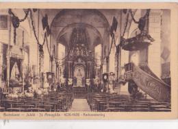BOTTELARE / BOTTELAERE : Jubilé St Annagilde - Kerkversiering - Merelbeke