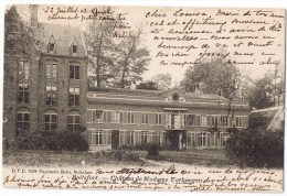 Watermael Watermaal Boitsfort Bosvoorde Boisfort Propriété Villa D V D 9539 Chateau Madame Verhaegen 1903 - Watermaal-Bosvoorde - Watermael-Boitsfort