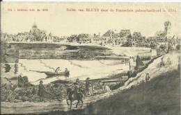 Sluis,Ruïne Van SLUYS Door De Franschen Gebombardeerd In 1794 Niet Gelopen Kaart - Sluis