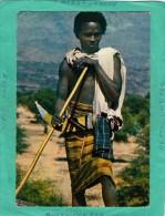 BERGER NOMADE EN PAYS DANKALI - Mali