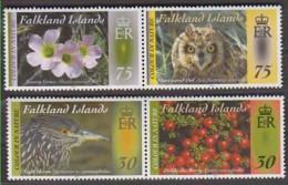 Falklands Islands 2012. Birds.4v.MNH 20414 - Pájaros