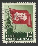 DDR, 12 pf. 1953, Sc # 139, Mi # 346, used