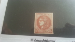 LOT 249668 TIMBRE DE FRANCE NEUF(*) N�40B VALEUR 180 EUROS