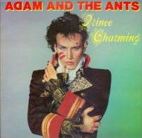 * LP *  ADAM AND THE ANTS - PRINCE CHARMING (England 1981 EX-!!!) - Punk