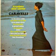 * LP *  CARAVELLI - ARANJUEZ MON AMOUR (Holland 1967) - Instrumentaal