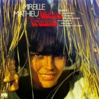 * LP *  MIREILLE MATHIEU - MEINE TRÄUME (Holland 1972 EX-!!!) - Disco, Pop