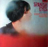 * LP *  ROBERTO DELGADO - SPANISH EYES - Instrumental