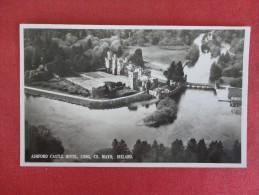 Ireland > Mayo   Ashford Castle Hotel Cong Co  RPPC --- ref 1750