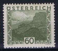 Osterreich-1929 Mi 509 Falz MH/* - 1918-1945 1. Republik