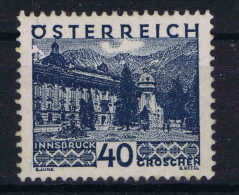 Osterreich - 1929  Mi Nr   507 Not Used (*) - Ungebraucht