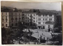 Vallo Della Lucania Piazza Municipio Viaggiata - Salerno