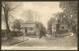 CORMEILLES En PARISIS Maison De Convalescence Perspective Du Château (LIVA) Val D´Oise (95) - Cormeilles En Parisis