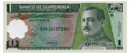 GUATEMALA 1 QUETZAL 2008 Pick 115a Unc - Guatemala