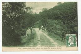 CPA VENDEE - 85 - Forêt De Mervent - Pont - Non Classificati
