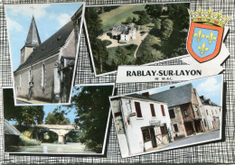 RABLAY SUR LAYON(MAINE ET LOIRE) - Other Municipalities