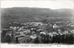 VAL D'AJOL   88 Vosges  Quartier De La Gare Et De La Croix    -Z- - France