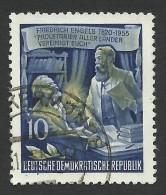 DDR, 10 pf. 1955, Sc # 260, Mi # 486, used
