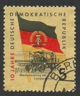 DDR, 5 pf. 1959, Sc # 456, Mi # 722, used