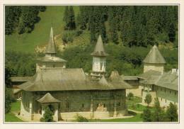 SUCEAVA:   IL MONASTERO DI SUCEVITA       (NUOVA Con Descrizione Del Luogo Sul Retro) - Romania