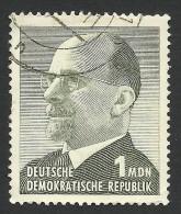 DDR, 1 mdn. 1965, Sc # 751, Mi # 1087, used