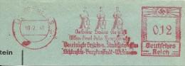 Nice Cut Meter Vereingter Bezirks, Arbeiter 10/2/1940 - Beroepen