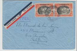 PHI040/ Manila - USA, Clipper Flight. - Philippinen
