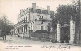 NERAC BRASSERIE LAUBENHEIMER 1900 - Nerac